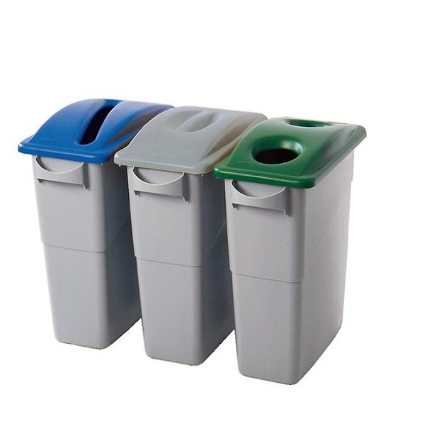 乐柏美 脚踏垃圾桶系列