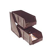 二層餐具整理盒