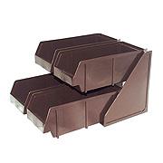 二層四格餐具整理盒