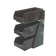 三層餐具整理盒